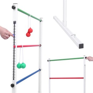 Ladder Toss Ball Game Set for Children and Adults Fun Game for Yard