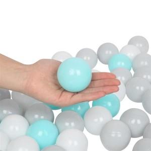 200pcs 5.5cm Fun Soft Plastic Ocean Ball Swim Pit Toys Baby Kids Toys 3 Color