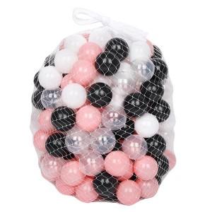 200pcs 5.5cm Fun Soft Plastic Ocean Ball Swim Pit Toys