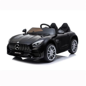 BENZ GT Car LZ-920 Dual Drive 35W*2 Battery 12V 2.4G Remote Control Black