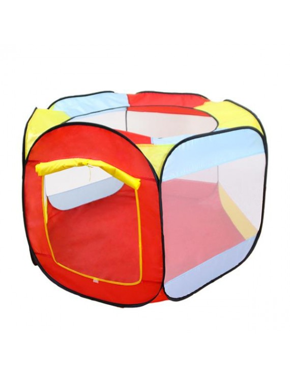 Folding Portable Playpen Baby Play Yard Tent With Travel Bag Indoor Outdoor Safety